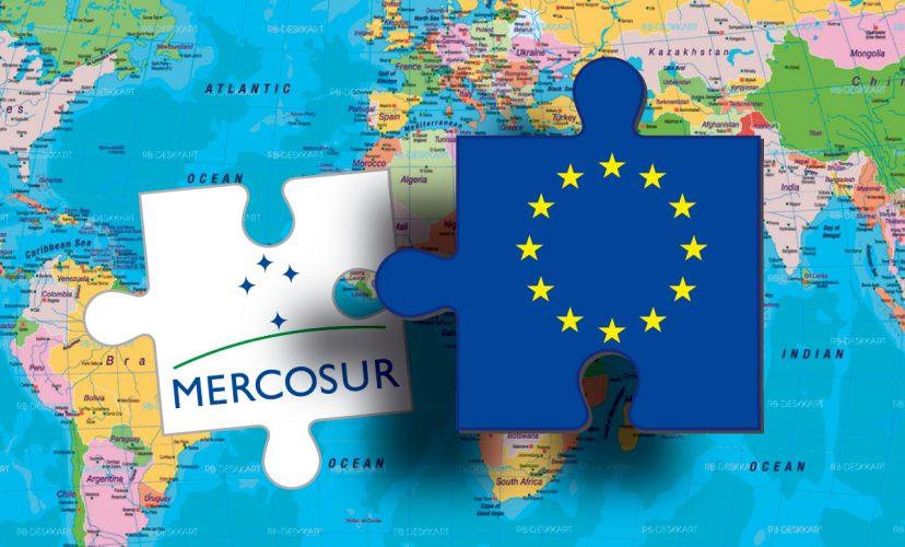 Resultado de imagen para acuerdo de libre comercio mercosur y europa
