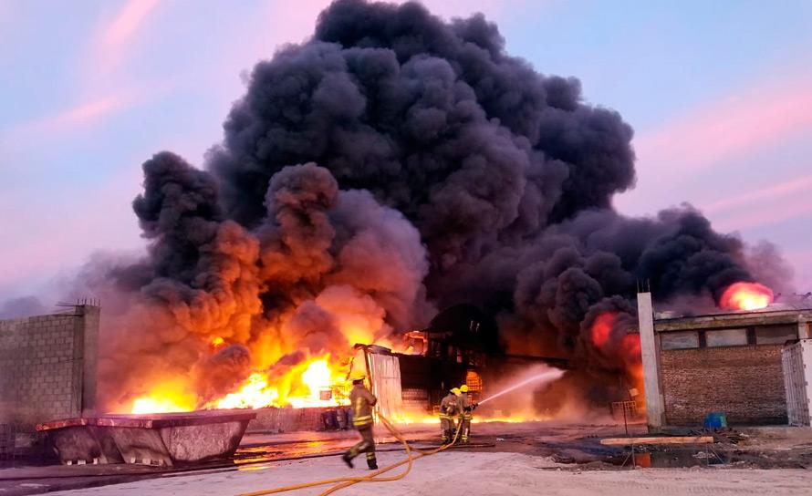 Capitalismo o vida: Murió un trabajador por la explosión de una planta de  agroquímicos | Canal Abierto