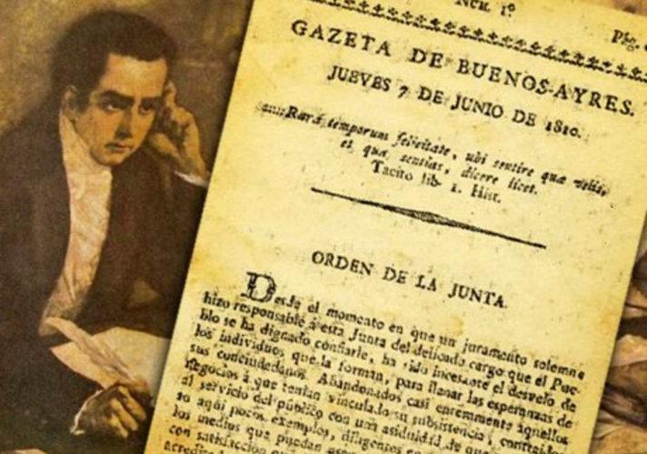 """La Gazeta, su función pedagógica y el surgimiento de la """"opinión pública"""""""