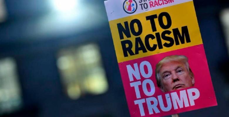 Siendo racista, Donald Trump quiere ser conocido como el ...