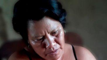 Fidelina Díaz, maestra bilingüe del pueblo chorote