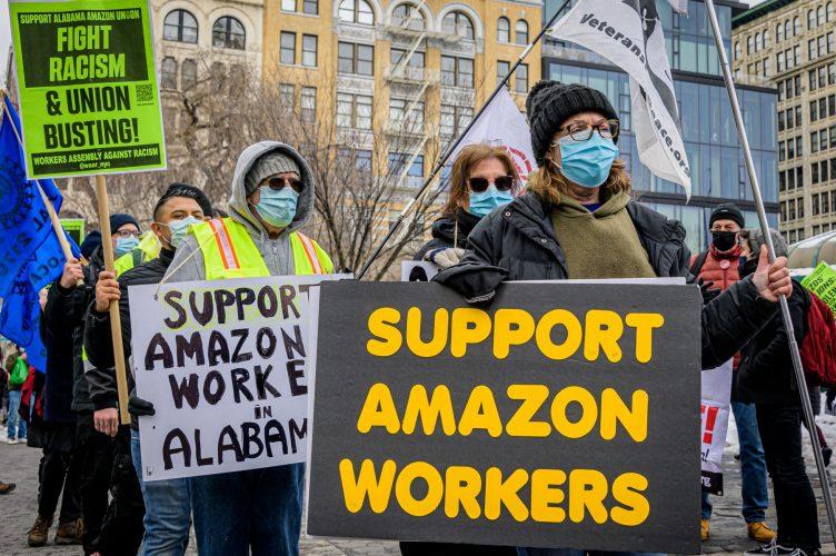 Amazon, explotación laboral y práctica antisindical – Canal Abierto