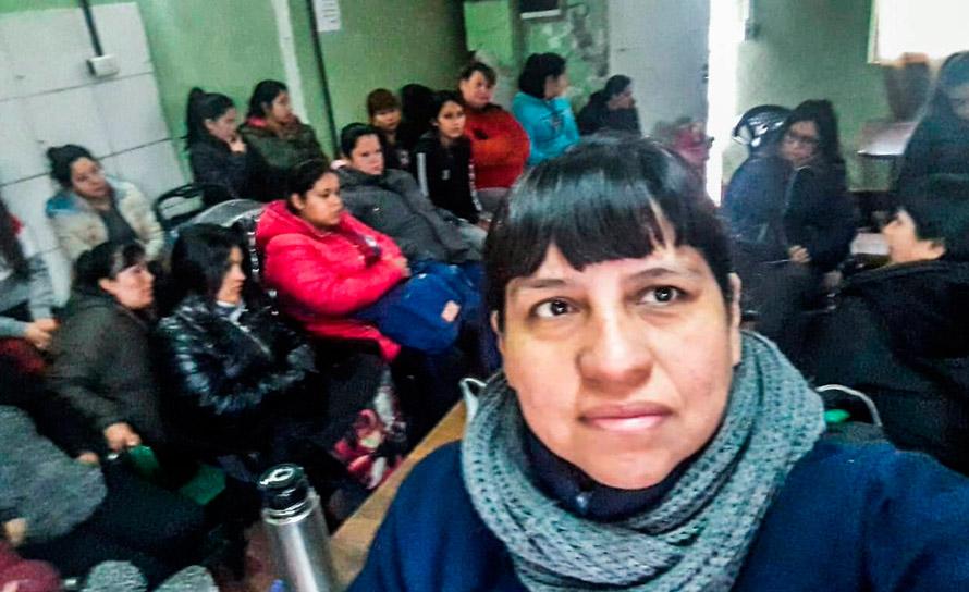 María Antonieta Alva González, candidata de Juntos por el Perú en Argentina