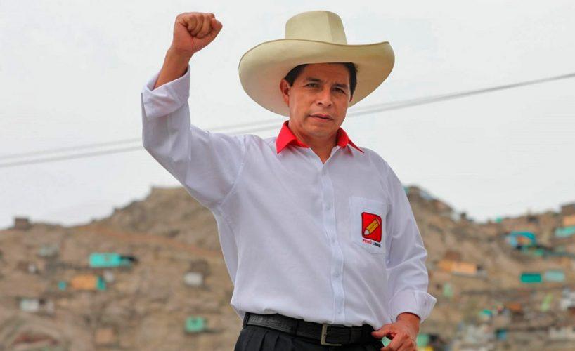Pedro Castillo - Perú Libre