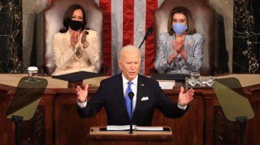 Joe Biden a 100 días de su gobierno