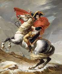 Napoleón conquistador, emperador