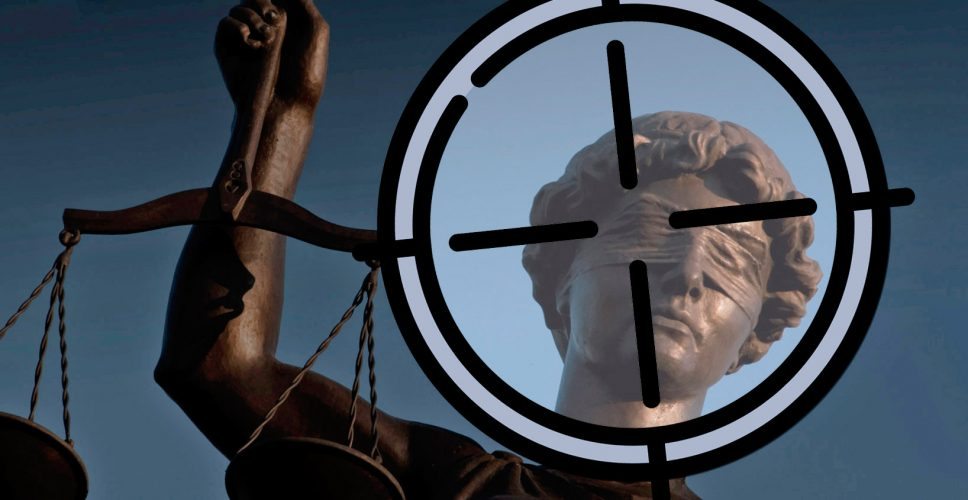 Justicia en la mira
