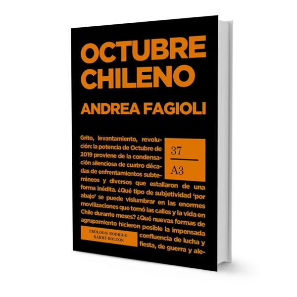 Octubre Chileno de Andrea Fagioli