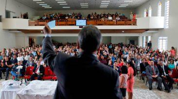 Pastor Evangélico