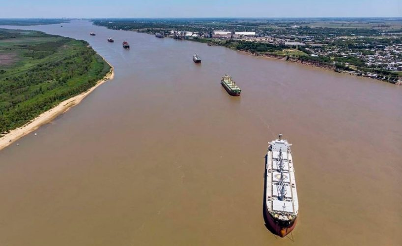 Hidrovia Paraná Paraguay