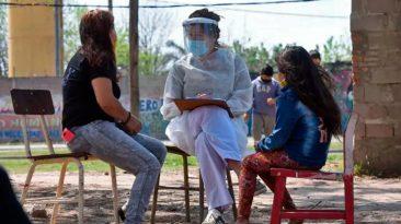 salud en los barrios