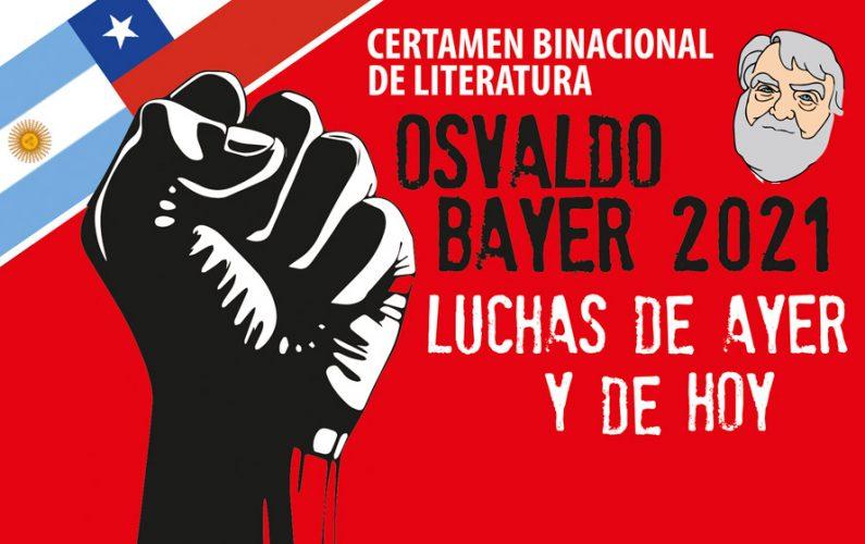 Concurso Osvaldo Bayer 2021