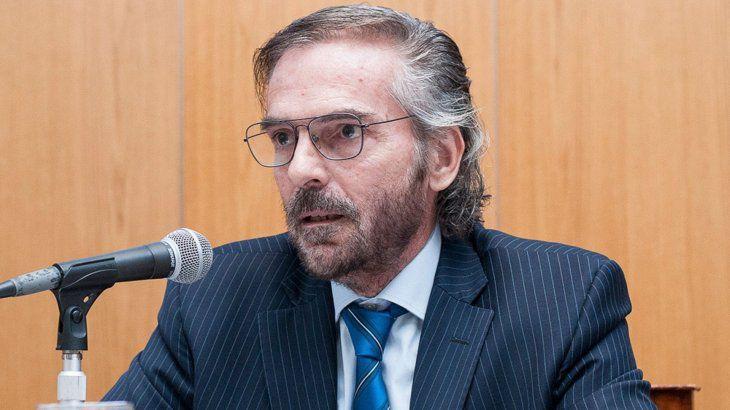 Juez Gustavo Hornos