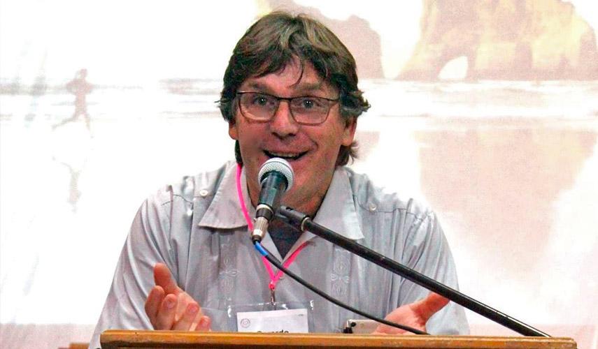 Pastor evangélico Gerardo Oberman