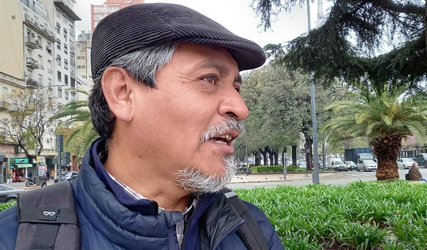 Luis Pilquimán